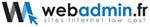 webadmin.fr, sites Internet low cost